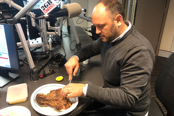 Article image for Good Tucker: How to cook the perfect steak