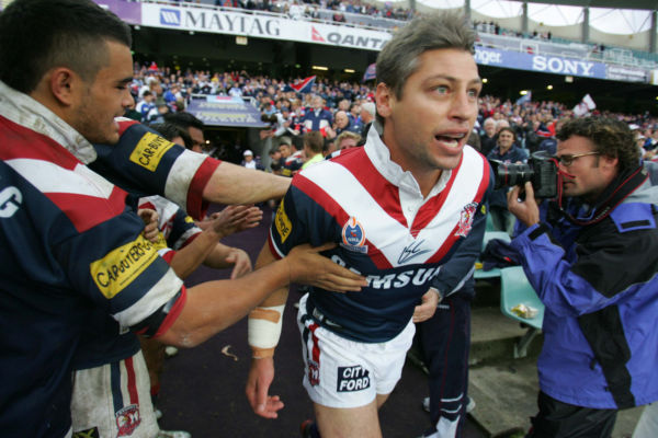 Article image for 'It was the lowlight of my career': Former Rooster on grand final suspension heartbreak