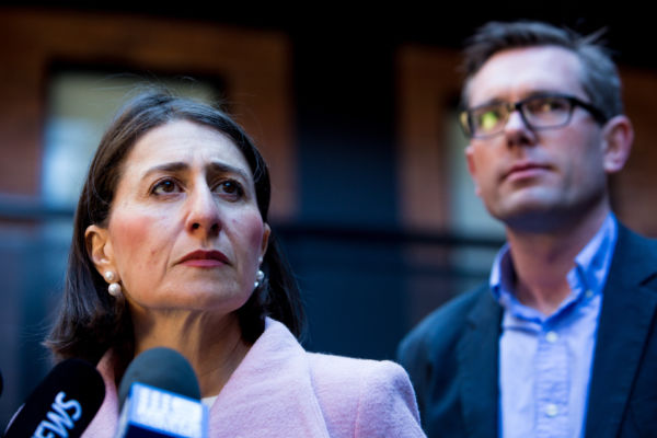 NSW Liberal MP insists messy internal battle won't hurt election chances