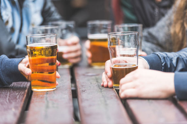 Article image for Going, going, goon! Aussies are booting the booze