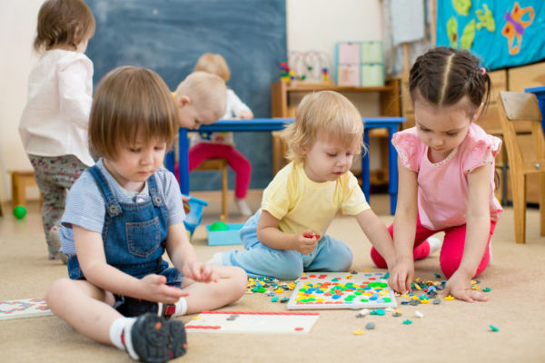 Article image for 'Where the hell is all the money going?': Childcare sector strikes as staff protest pay