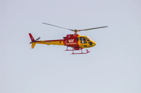 Article image for A toddler has suffered serious burns at Seal Rocks