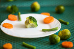 Veganism: A 'potentially deadly' risk for those with an eating disorder