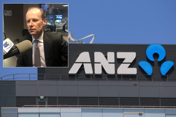 Article image for Royal Commission hits ANZ's bottom line