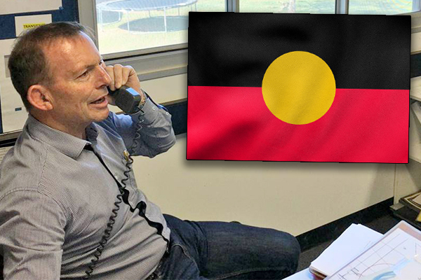 Tony Abbott: 'Australia Day is a day for everyone'