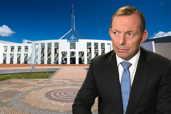'I think we've got a good fighting chance': Abbott responds to latest opinion poll