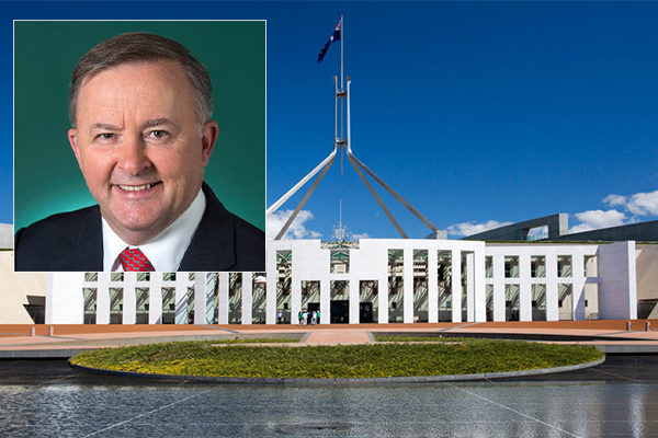 Article image for Labor MP pushing for early election as Prime Minister has 'no authority at all'