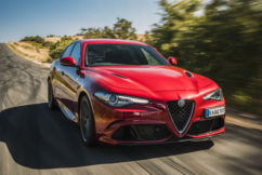 Alfa Romeo Giulia QV sedan: Up there with the best in performance