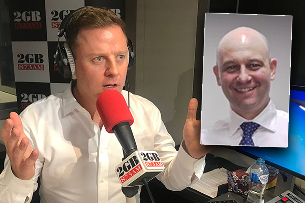 Article image for NRL forced to act as Ben Fordham reveals drought relief blunder