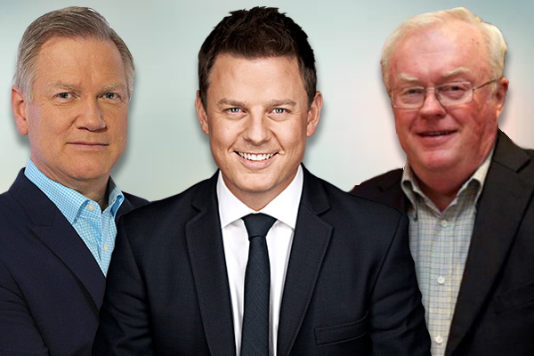 Article image for 'He's sounding tough there because he's weak elsewhere': The Big Guns on Scott Morrison's empty threats