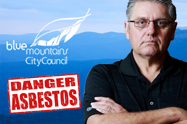 Article image for 'He's a liar': Ray slams Blue Mountains Council over yet another asbestos failure