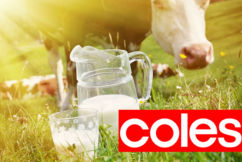 'Without this we're gone': Farmers begging customers to boycott Coles