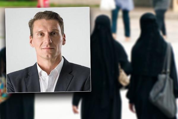 Article image for 'These are common sense solutions': Cory Bernardi's Burqa Ban Bill