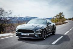 Ford's limited-edition Mustang Bullitt makes its debut next month