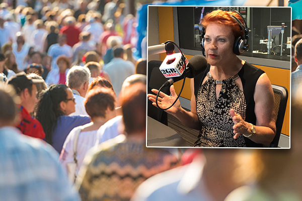 Pauline Hanson slams new migration proposal as 'load of rubbish'