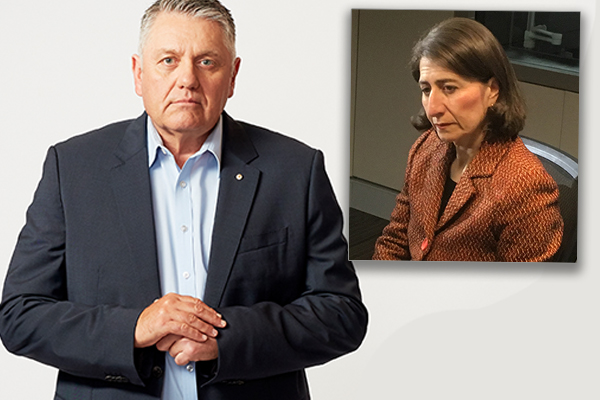 Article image for 'Premier, stop appeasing the left!': Ray Hadley slams Premier over 'bad call'