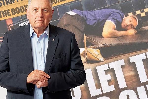 Article image for Ray slams senseless behaviour after photos emerge of drunk Bulldog players