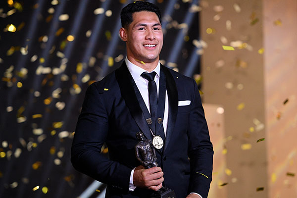 Article image for 'I was very emotional': Warriors pay tribute to Roger Tuivasa-Sheck with Maori haka