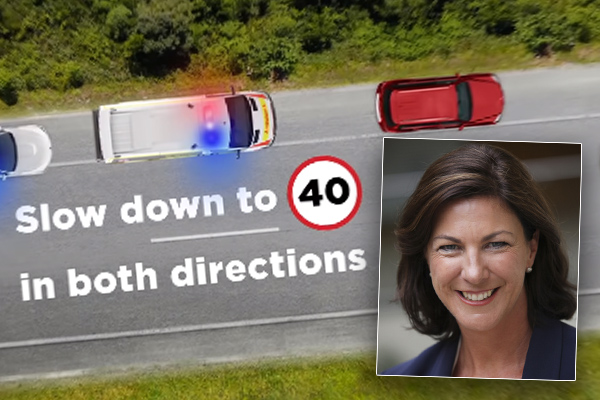 Article image for Drivers up in arms over 'dangerous' new 'SLOMO' laws