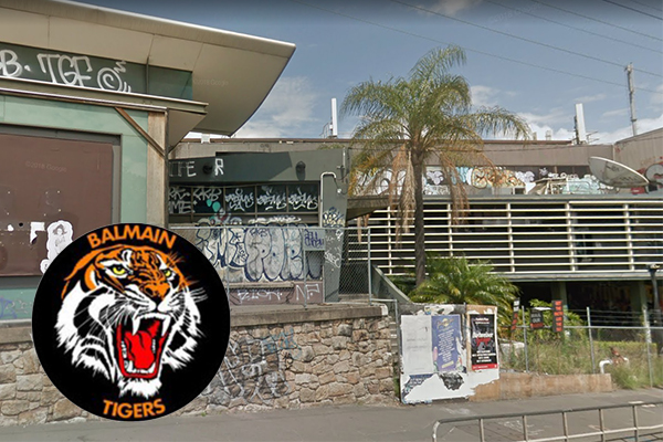 Article image for What exactly will happen to the long abandoned Leagues club?