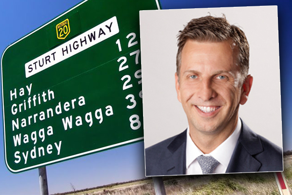 Article image for 'Is it any wonder?': Minister reacts to the Wagga Wagga by-election carnage