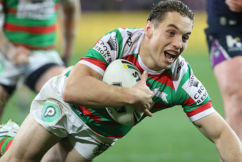 Rising Rabbitohs star reveals what led to his gutsy finals move