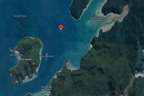 Article image for Shark attack: Two mauled in 24 hours at Whitsundays