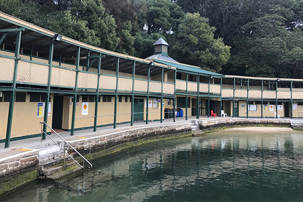 Article image for 'The doors will shut': Australia's oldest pool is in serious trouble