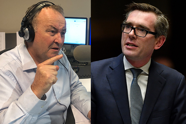 'Welcome to the real world Dominic!' Chris Smith takes aim at NSW Treasurer