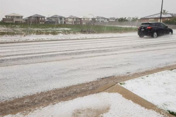 hail storm sydney - photo #29