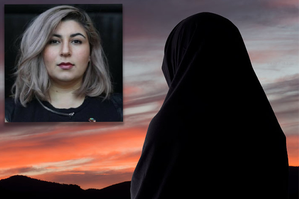 Article image for 'You're going to look at them twice': Muslim woman responds to burqa debate