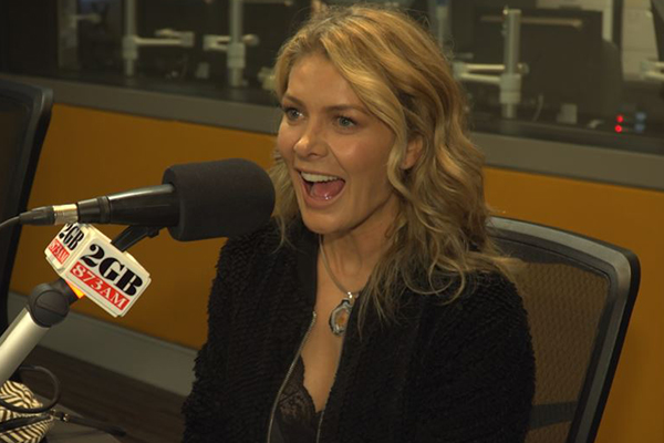 Article image for Natalie Bassingthwaighte reveals what drew her back to Ramsay Street