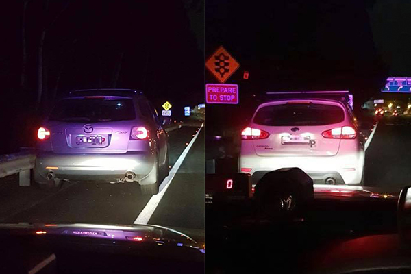 Article image for You won't believe how fast these P-platers were going in an 80 zone
