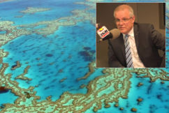 'That's not how it was done': PM won't back down on controversial $444-million barrier reef grant