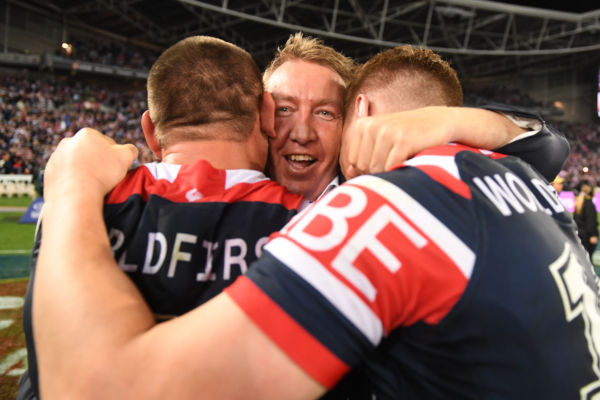 Article image for Roosters coach Trent Robinson reveals how he devised the Grand Final game plan