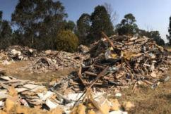 Government agencies refusing to investigate asbestos dumpers