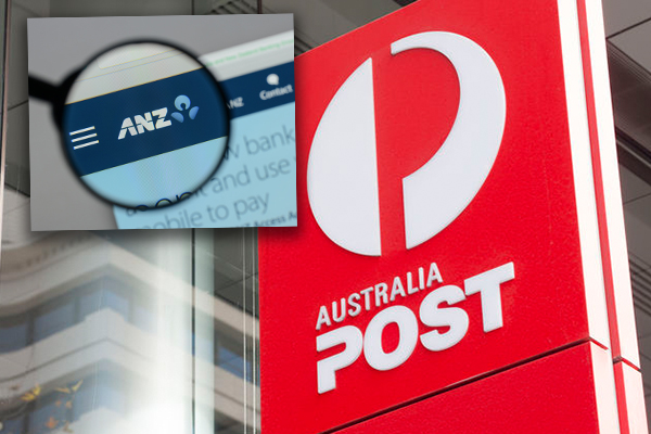 Article image for ANZ customers could be barred from banking at AusPost