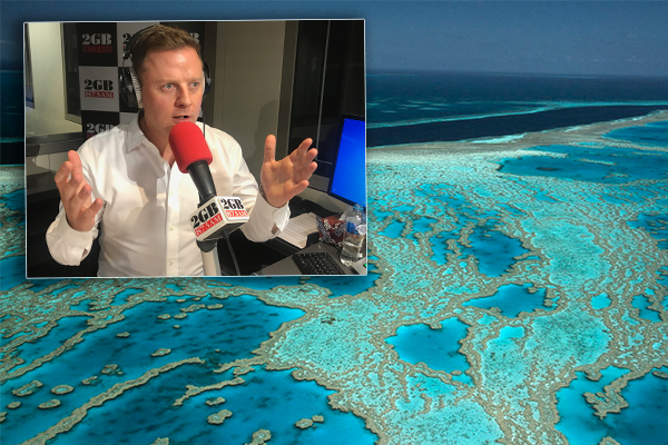 Great Barrier Reef Foundation looking for another $400 million…