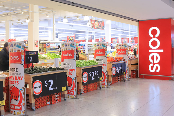 Article image for Coles to close stores amid $1 billion cuts in costs