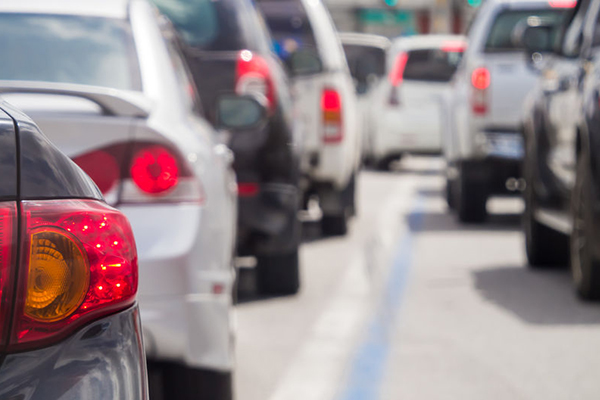 Article image for 'Commute times have barely changed': Expert says traffic isn't getting worse…