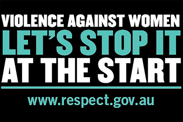 Article image for New domestic violence campaign targets common Aussie phrases