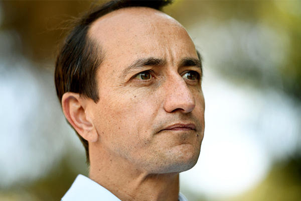 'This isn't a safe seat': Dave Sharma ahead of Wentworh by-election