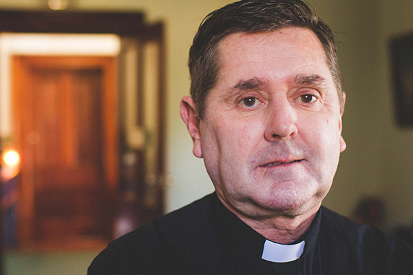 Help support Father Chris Riley's annual Christmas gift card drive