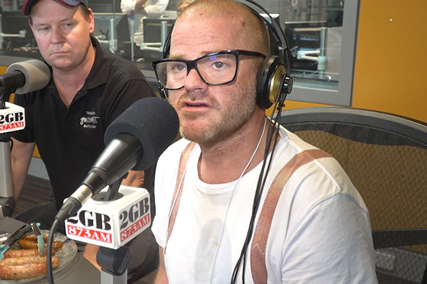 Heston Blumenthal reveals why Australia is unlike anywhere in the world