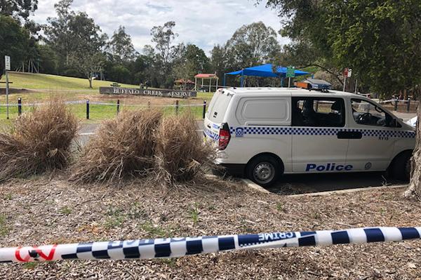 Woman's body found in north shore park