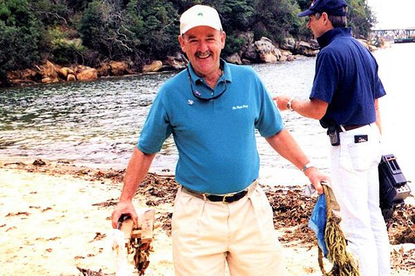 Clean Up Australia founder Ian Keirnan dies, aged 78