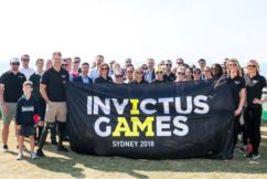 Good news for Invictus Games athletes waiting for their medals