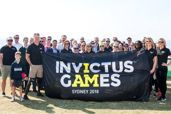 Article image for Invictus Games medals still missing two years on