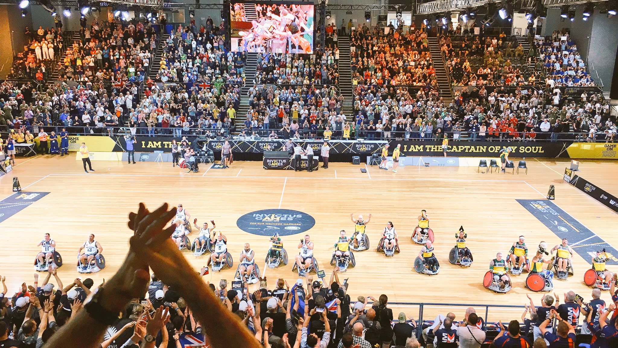 One year anniversary of the Invictus Games and the start of Veteran Sport Australia