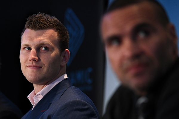 Article image for Jeff Horn tells Alan what made him agree to the Anthony Mundine fight